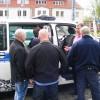 interaktive Funkstreifenwagen auf Basis eines VW T5 im Kreisverband Chemnitz unterwegs