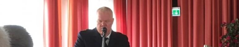 Verabschiedung Herr Kretzschmar von der Bereitschaftspolizei zur PD Dresden