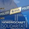 Vorstellung der DPolG Sachsen an der Polizeifachschule Leipzig