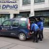 Betreuungseinsatz am 6. und 7.Dezember 2017 in Leipzig