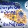 DPolG Sachsen wünscht ein schönes Weihnachtsfest