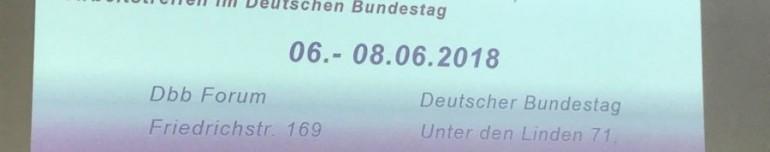 Bundesfrauenvertretung tagte vom 06.06. bis zum 08.06.2018 in Berlin