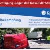 "DPolG Fachtagung ""Moderne Verkehrsunfallbekämpfung in Deutschland"" am 7. November 2018 in Berlin"