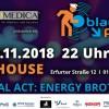 Blaulichtparty am 09.11.2018 in Dresden