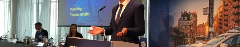 26. Landeskongress der Deutschen Polizeigewerkschaft (DPolG) Hamburg