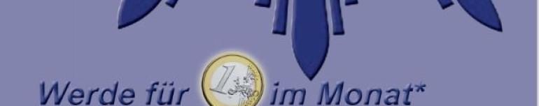 Werbeaktion der DPolG Sachsen – 1,-€ monatlicher Mitgliedsbeitrag für 1 Jahr