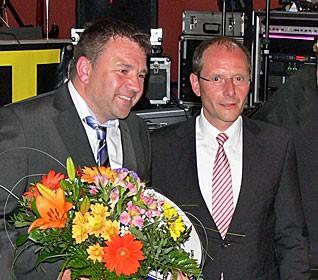 Jan Meinel (links)