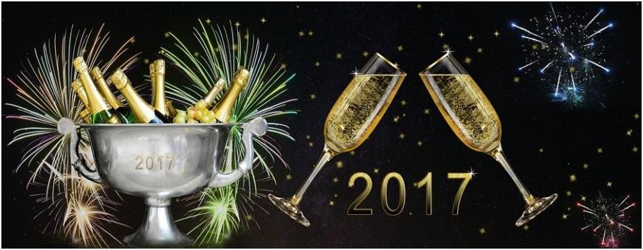 Neujahrsgrüsse