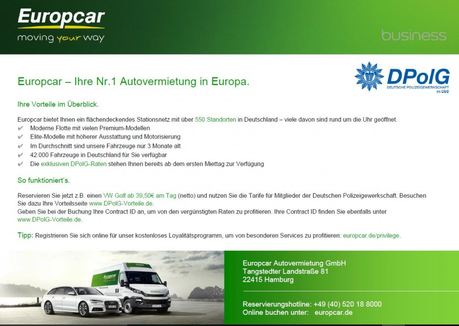 Europcar-DPolG