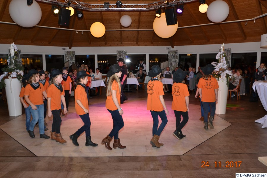 Line Dance Gruppe